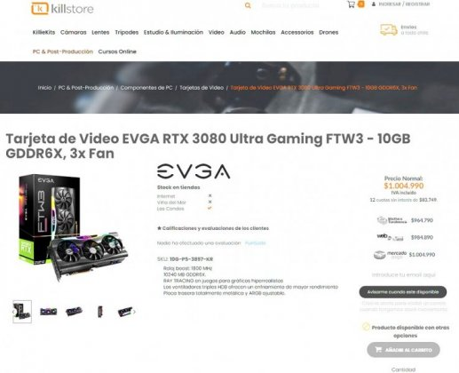 2021-01-17 08_08_00-Tarjeta De Video EVGA RTX 3080 Ultra Gaming FTW3 - 10GB GDDR6X, 3x Fan _ K...jpg